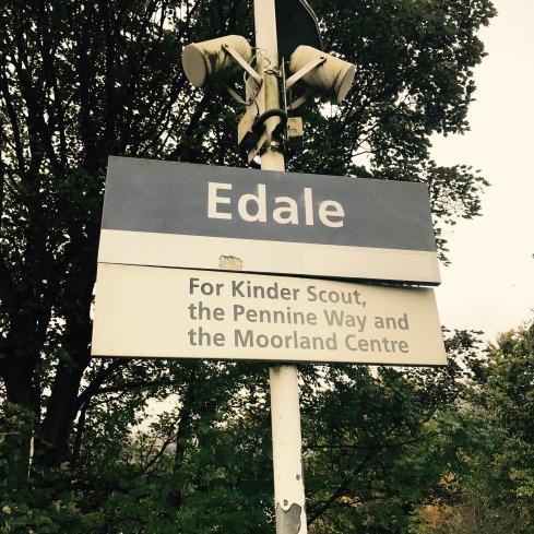 Edale train station