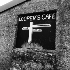 Cooper's Cafe Edale