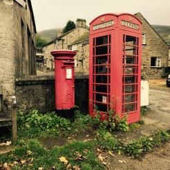 Phone box Edale