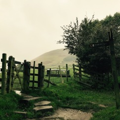 Out to the Pennine Way